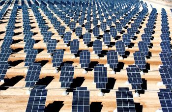 Better solar panels.