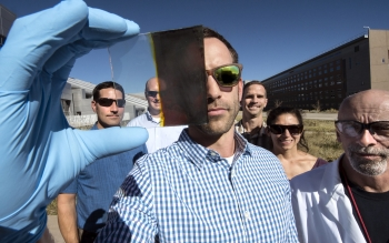 Five Fun Facts about NREL's New Solar Windows Innovation