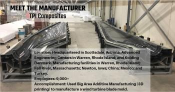 Manufacturer: TPI Composites