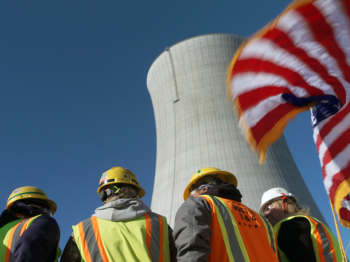 Vogtle will help re-establish U.S. global leadership in nuclear
