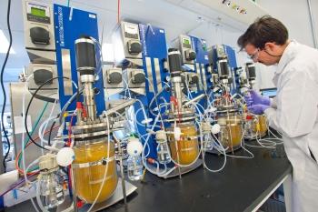 Advanced Biofuels Process Demonstration Unit