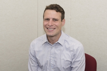 Alex Breckel, Policy Analyst for the Department of Energy's Office of Policy