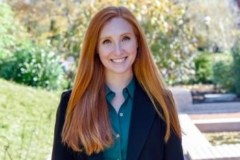 Dr. Bella King, NNSA Graduate Fellow supporting Defense Programs