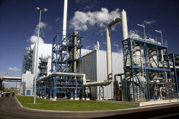 Carbon capture and storage.