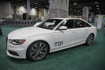 Audi TDI Clean Diesel