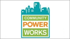 Community Power Works logo.