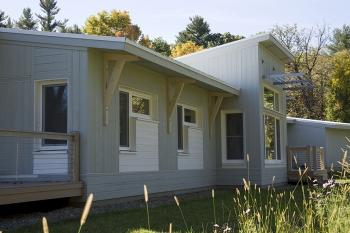 Doe Tour Of Zero Contemporary Prefab By Unity Homes