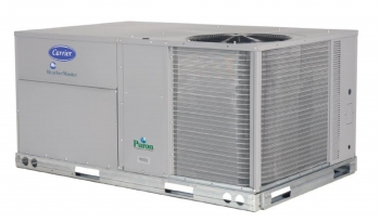 Photo of a High-Efficiency Low Global-Warming Potential (GWP) Compressor.