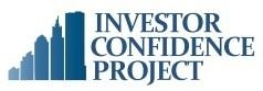 Investor Confidence Project logo.