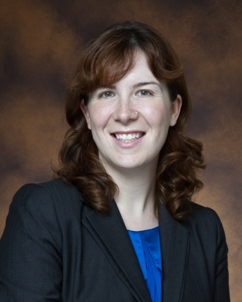 Photo of Dr. Karma Sawyer, Program Manager of Emerging Technologies.
