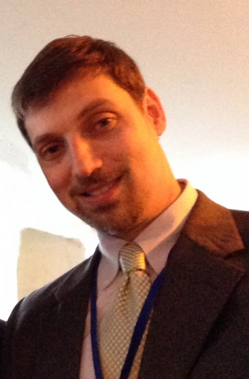 Photo of Amir Roth, Building Energy Modeling Technology Manager
