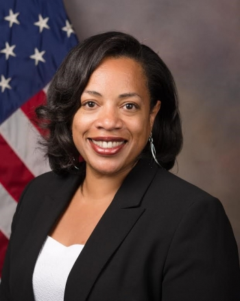 Photo of Dr. Njema Frazier, Physicist, National Nuclear Security Administration, Department of Energy