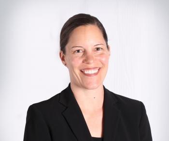 Photo of Jana Ganion, Energy Director at the Blue Lake Rancheria