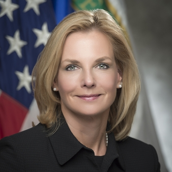 Lisa E. Gordon-Hagerty, Under Secretary for Nuclear Security and Administrator of the National Nuclear Security Administration