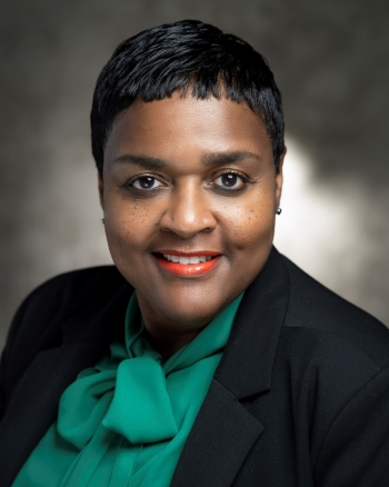 Ingrid Colbert, Supervisor, Financial, Audits, and Contracts Services Team