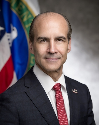 Photo of U.S. Under Secretary of Energy Mark W. Menezes