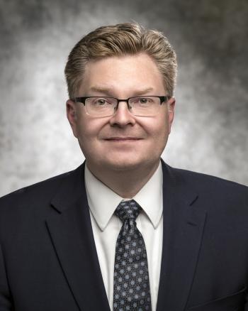 Shawn Bennett Official DOE Portrait