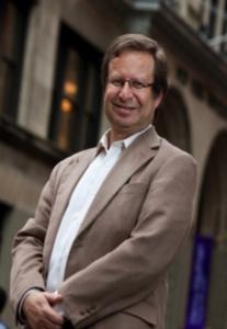 Photo of Steven E. Koonin, Director - NYU's Center for Urban Science & Progress and Former Under Secretary for Science