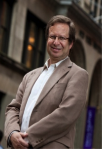 Photo of Steven E. Koonin, Director - NYU's Center for Urban Science & Progress and Former Under Secretary for Science