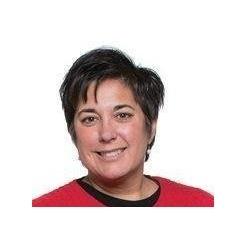 A headshot of Valerie Sarisky-Reed.