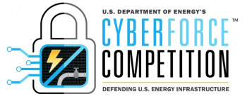"""DOE CyberForce Competitionâ""""¢ Banner"""