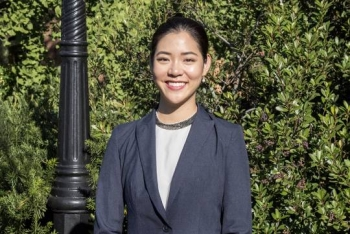 Victoria Wu, Defense Nuclear Nonproliferation NGFP fellow