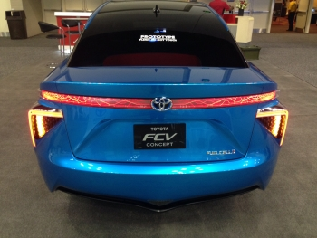 Fuel Cell Vehicle