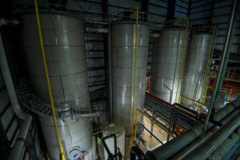 Purifying ethanol