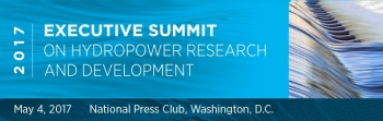 Executive Summit on Hydropower Research and Development
