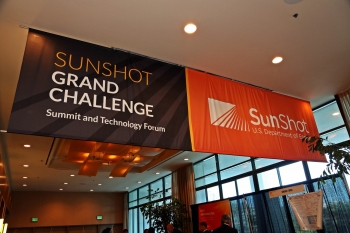 SunShot Grand Challenge Summit Technology Forum