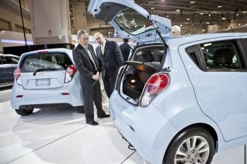2013 Washington Auto Show