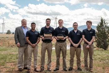 Collegiate Wind Competition 2017