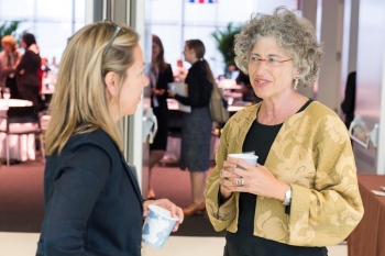 Break at Women in Clean Energy Symposium