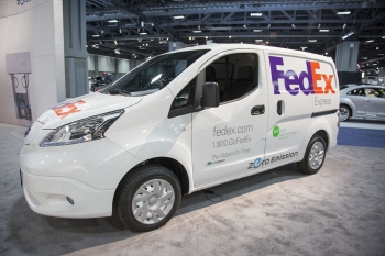 Nissan and FedEx Express Put EVs to the Test