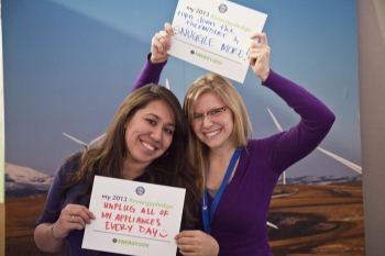 What's your #energypledge?
