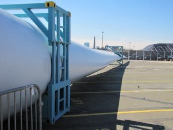 Wind Turbine Blade Test Prep