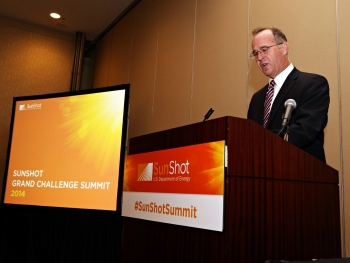 SunShot Grand Challenge Summit Opening Session