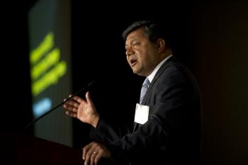 Arun Majumdar, Founding Director, ARPA-E