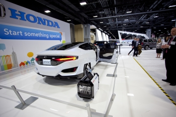 The Honda Fuel Cell Vehicle