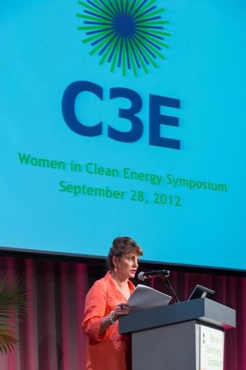 Melanie Kenderdine, Executive Director of the MIT Energy Initiative