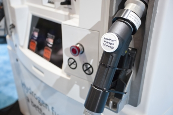 Model Fueling Station for the Toyota Mirai FCV