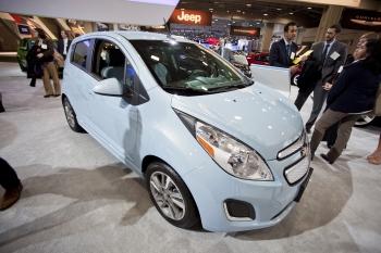The Chevrolet Spark