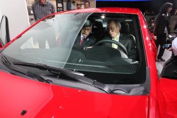 2012 Washington Auto Show