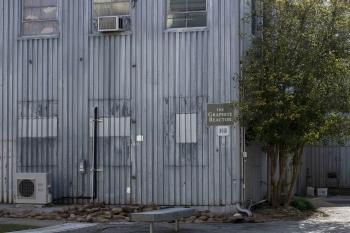 Exterior of Graphite Reactor