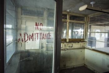 No Admittance Doorway