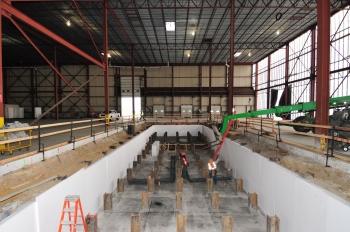 Clemson Drivetrain Test Facility