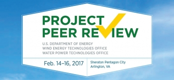 WPTO Project Peer Review