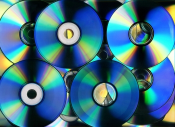 Put the digital in DVDs.