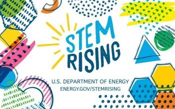 STEM Rising Banner image