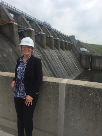 Marisol Bonnet, Project Manager, Allegheny Science and Technology in support of DOE's Water Power Technologies Office
